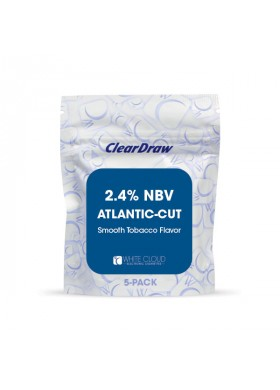 Atlantic Cut ClearDraw E-Cigarette Cartridges