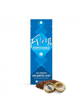 Atlantic Cut Disposable Electronic Cigarette