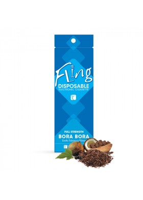 Mild Tobacco Bora Bora Flavor Disposable E-Cig