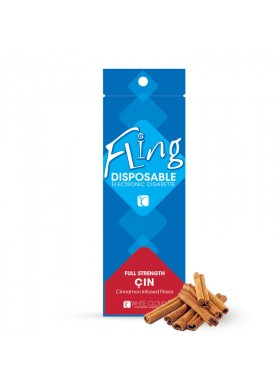 Cinnamon Flavor Disposable E Cigs