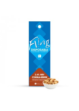 Cinna-MMM Flavor Disposable E-Cig