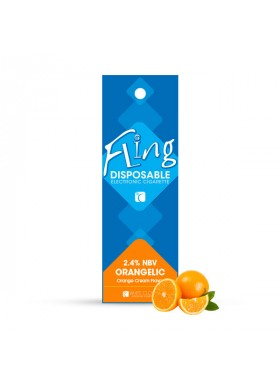 orAngelic Flavor Disposable E-Cig