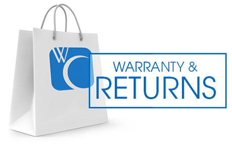White Cloud Warranty and Returns